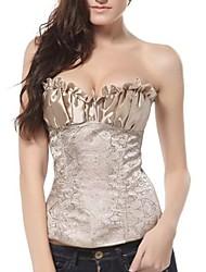 victoriana algodón oro princesa lolita clásico cosret