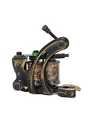 Coil Tattoo Machine Professiona Tattoo Machines Copper Shader Handmade