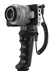 JJC HR-DV Camcorder Remote Pistol Grip with AV