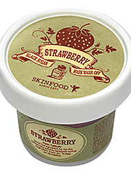 Skin Food MASK Black Sugar Strawberry Mask Wash Off