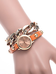 DIDA Fashion Colorful Bracelet Watch