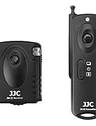 JJC JM-R(II) Wireless Shutter Release Remote Cord for Fujifilm X-T1 S1 X-M1 X-E2 X-A1 XQ1