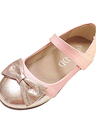 Girls' Shoes Mary Jane Comfort Round Toe Flat Heel Leatherette Flats Shoes More Colors available