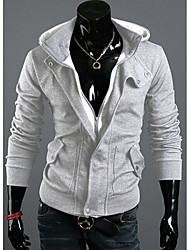 Tay-lor Men's Casual Hoodie Long Sleeve Coats & Jackets