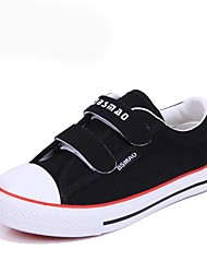 Boy's Sneakers Spring / Summer / Fall Comfort Canvas Casual Black / Blue / Red / White