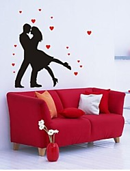 Dance to tune  Wall Stickers