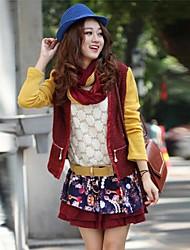 tricotée habit épaisseur des femmes (cardigan&robe)
