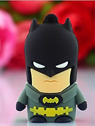 16gb batman cartone animato usb 2.0 Flash pen drive