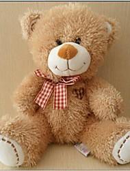 tie amoroso gravação unisex ursinho de brinquedo de pelúcia