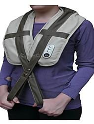 6 velocità 2 programmi automatici collo elettrico e cintura massaggio delle spalle,