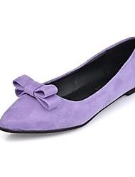 Damenschuhe spitz flacher Absatz Wohnungen Schuhe mehr Farben zur Verfügung