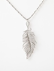 Women's Alloy Necklace Gift/Daily
