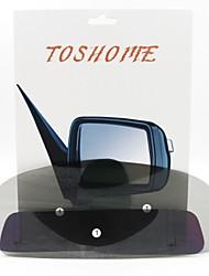 toshome pellicola anti-riflesso per interni specchietti retrovisori esterni per audi a3 2010,2013