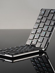ilepo360® Flyshark Foldable Remote Camera  Metal Bluetooth Keyboard