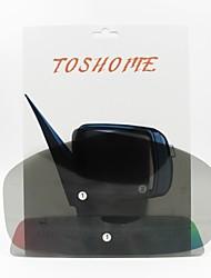 toshome pellicola anti-riflesso per gli specchi retrovisori interno esterno per bmw x5m 2010