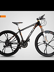 Mountain Bike Cycling 27 Speed 26 Inch/700CC SHIMANO M370 Oil Disc Brake Springer Fork Monocoque Ordinary/Standard Aluminium Alloy