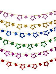 3M Colorful Star Paper Garland(More Colors)