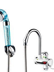 Digital Electric Water Heaters Faucet Cold hot dual-purpose for shower x1