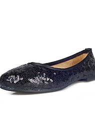 Women's Shoes Round Toe Flat Heel  Flats with Sequin  Shoes More Colors available