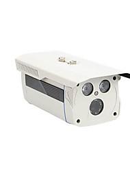 venta al por mayor hd cctv ir de la cámara de seguridad de bala a prueba de agua para 1 / 700TVL CCD 3SONY con 2pcs ir matriz de LED 50m xv-dh7060re