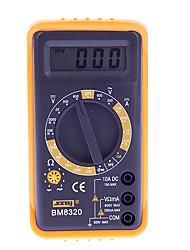 LCD digitale display multimeter bm8320 multifunctionele elektrische instrument szbj