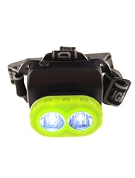 Green The Lamp Light 3W Outdoor Night Fishing For Miner's Lamp Bicycle Headlight