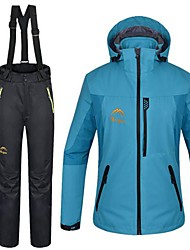 Women's 3-in-1 Jackets / Fleece Jackets / Jacket / Woman's Jacket / Winter Jacket / Clothing Sets/SuitsSkiing / Camping / Hiking /