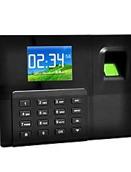 danmini a9-tb com uma cor bateria rede tela máquina de impressão digital presenças de backup