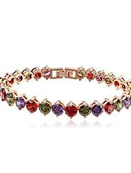 Women's Bracelet Cubic Zirconia