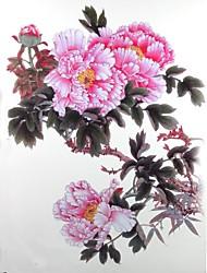 1 шт водонепроницаемый большой розовые розы резервного рисунок татуировки наклейки