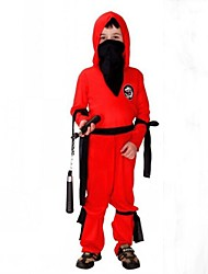 ninja crianças nunchakus Cosplay