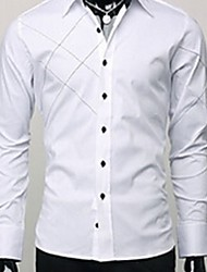 Big Fashion Men's Fashion Fitted Shirt