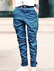 Men's Jeans , Casual Pure Cotton