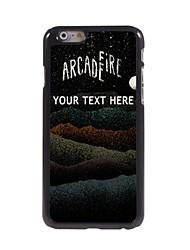 caso de telefone personalizado - caso eire design de metal arcade para iphone 6