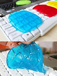 Magic High Super Clean Cyber Keyboard Dust Cleaning Mud Cleaner Slimy Gel(Random Color)