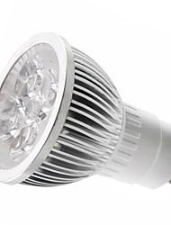 3W GU10 LED Spotlight MR16 1 High Power LED 250-300 lm Warm White Cool White AC 85-265 V