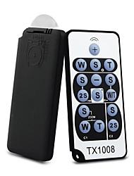 controle remoto tx1008 para olympus minolta nikon pentax canon samsung