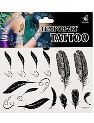 Fashion Temporary Tattoo Body Art Waterproof Stickers Safe Removable Multi Style  017