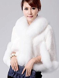 Fur Coats Imitation Rabbit Hair Fox Fur Shawl (More Colors)