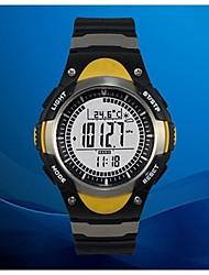 Sunroad relógio esportivo fr828a para outdoor equipe alpinista, altímetro, barômetro, bússola, pedômetro e data etc