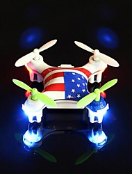 WLtoys V676 2.4G Super Mini UFO Headless Mode Quadcopter RTF