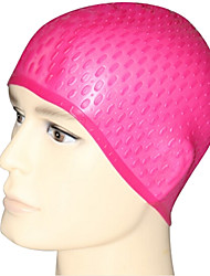 Youyou Unisex Waterproof Anti-Slip Hair Protection Ear Protection Wearable Swimming Cap
