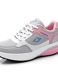 caminan los zapatos de los zapatos de las mujeres zapatos atléticos más colores disponibles