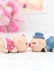 porcs embrasser décoration de mariage décoration de la maison