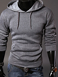 NIKI Men's Fashion Casual Hoodie Thermal Sweater