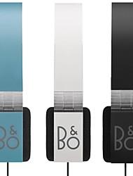 b&o (Bang&olufsen) forme deux hifi casque 3.5mm portable élégant sur l'oreille casque jeu pour iphone 6 / 6plus