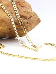 Plaqué or 18 carats ensemble de bijoux