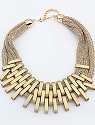 European Style Exaggeration Fashion Trend Necklace(More Colors)
