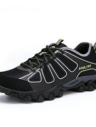 Men's Hiking Shoes Suede Black/Gray
