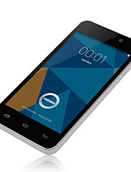 "DOOGEE Valencia DG800 4.5""IPS MTK6582 Android 4.4.2 WCDMA Smartphone(Back Touch,Smart Somatosensory,OTG,Assistive Touch)"